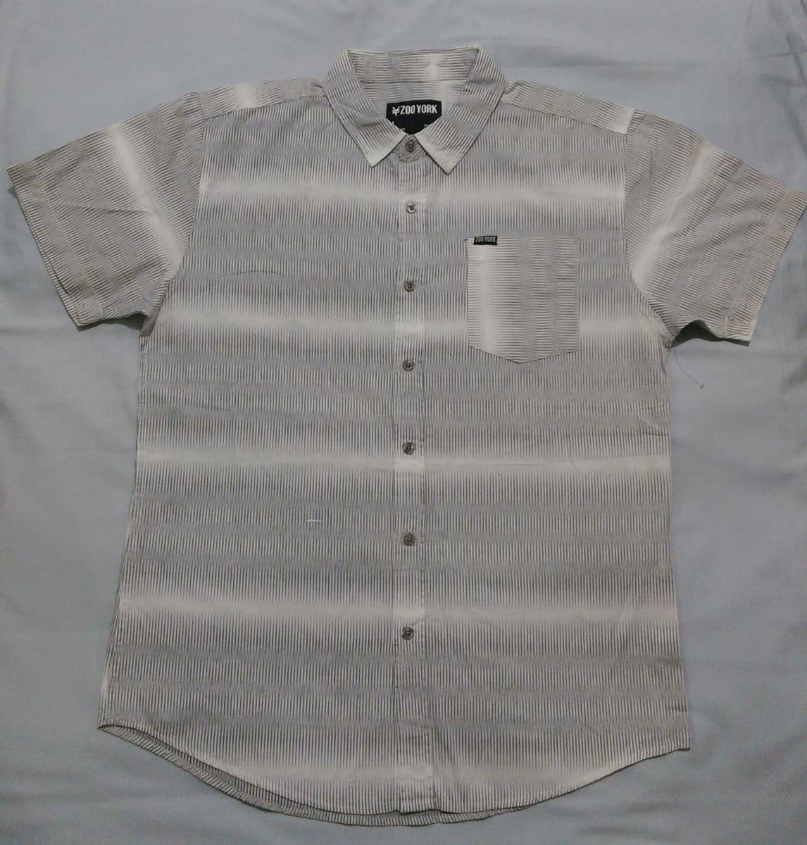 Camisa Zoo York Para Hombre -   450.00 en Mercado Libre 8f7f07cc6c22