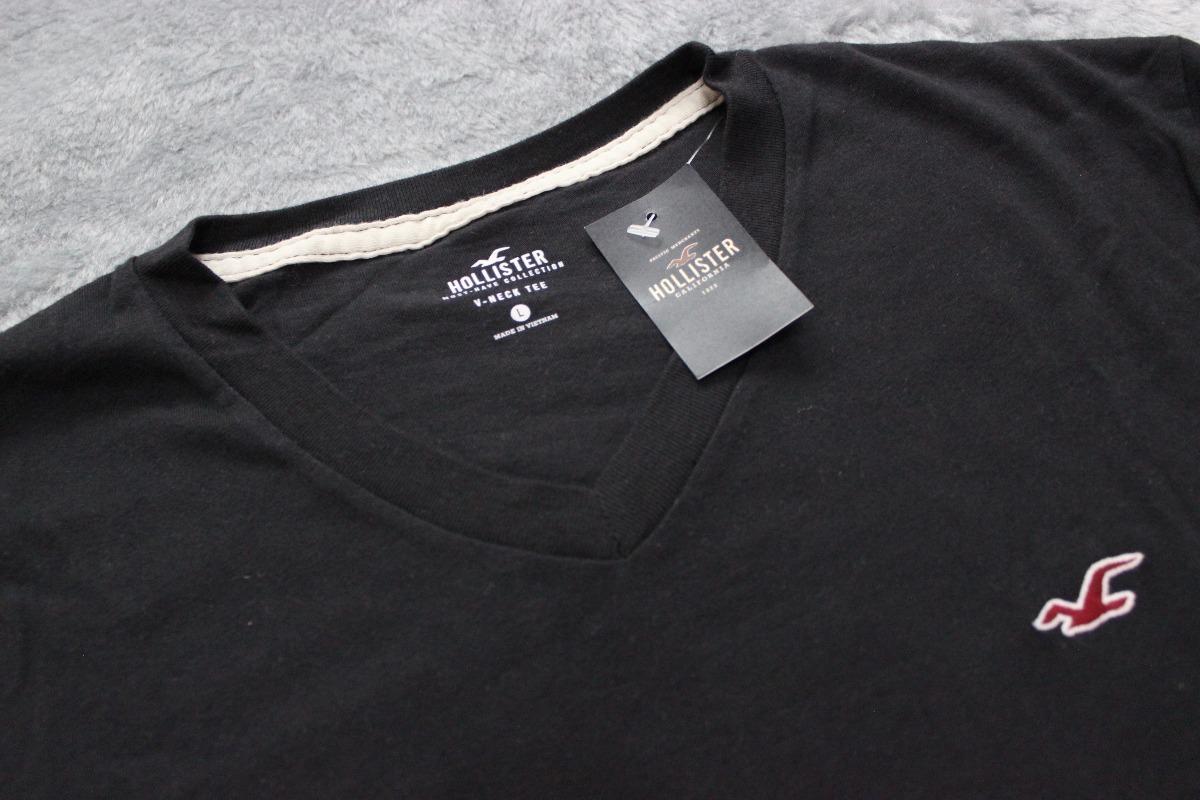f2e02e7187 Camisa blusa t-shirt Hollister G Original Eua Masculina - R  123