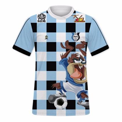 620993775 Camisa camiseta De Time Futebol Personalizada - Diversas - R  66