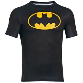 47db8a7ed6ab9 Camisa Compressão Under Armour Alter Ego Batman