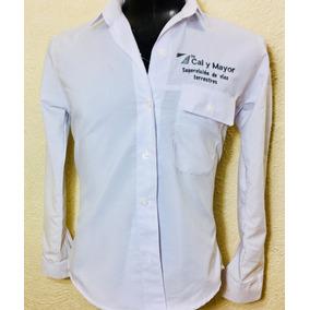 b328c30b9eb53 Camisas Bordadas Con El Logo De Tu Empresa O en Mercado Libre México