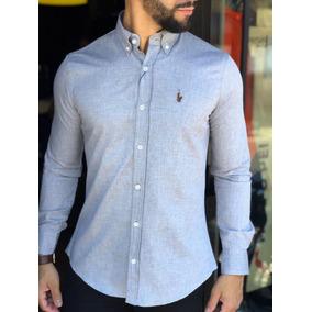 6b93e74372f27 Camisa Masculina Polo Ralph Lauren - Calçados