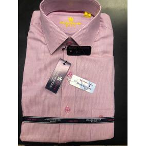 fa55892093b95 Camisas Manchester Slim Fit en Mercado Libre México