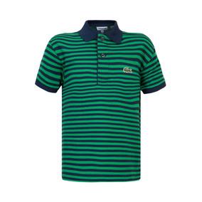 9dc94e9035517 Camisa Polo Infantil Lacoste Manga Curta - Camisas no Mercado Livre ...