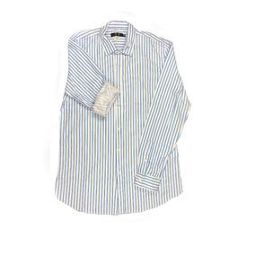 7d82203d046b4 Camisa A Rayas Hombre Entalladas - Ropa y Accesorios en Mercado ...