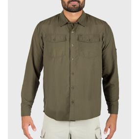 5ce82aaa21edc Camisa Xxl Hombre - Camisas de Hombre Verde oscuro en Mercado Libre ...