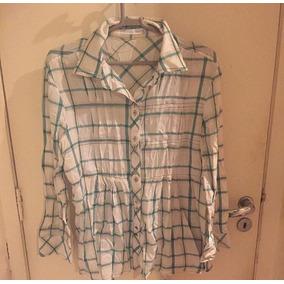 4d0a54ebc Camisa Feminina Le Lis Blanc Usada Usado no Mercado Livre Brasil