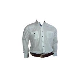 f15d8d5641876 Camisa Vaquera Básica Para Caballero Varios Colores