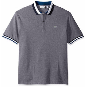 5671a4a0996 Camisas Polo Lacoste Replica Casuales Manga Corta Hombre - Camisas ...
