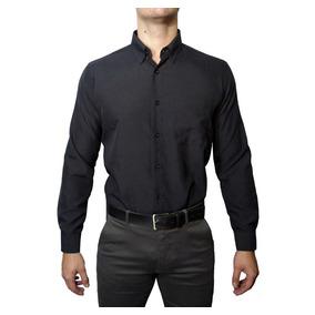 7d3aab9dc Camisa Social Para Trabalho Masculina - Camisa Social Manga Longa ...