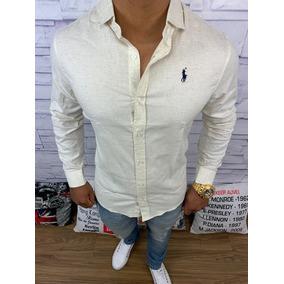 8f67f18a3345a Camisas Sociais Polo Ralph Lauren Originais P M G Gg Goiania ...