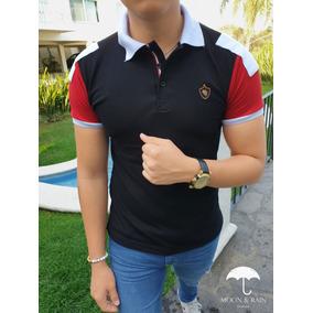 fb20e83511cbf Camisa Roberts Blancas Polos en Mercado Libre México