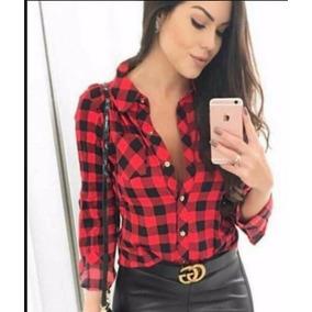 63cefbe5efa1c Camisas Feminina Da Marisa Polo Feminino - Camisas no Mercado Livre ...