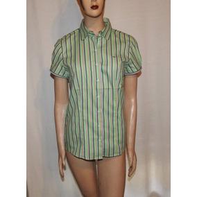 7261f69f582 Lacoste Camisas Chombas Blusas Mujer - Ropa y Accesorios en Mercado ...