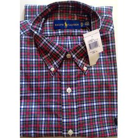 Camisa Social Polo Ralph Lauren- - Camisa Social Manga Longa ... 45ceaace5507e