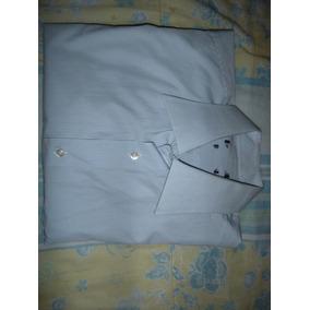 981b2f14bb540 Camisa Social Brooksfield N 44- Masculina Manga Longa-nova.