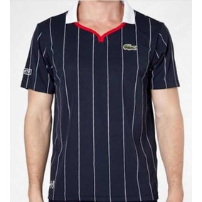 c36542925a091 Réplica Camisa Lacoste - Camisa Masculino no Mercado Livre Brasil