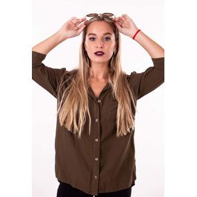 bdcd44601b86f Camisa Mujer Fibrana Tambien Talle Grandes