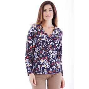 d10daea478459 Camisa Flores Mujer - Ropa y Accesorios en Mercado Libre Argentina