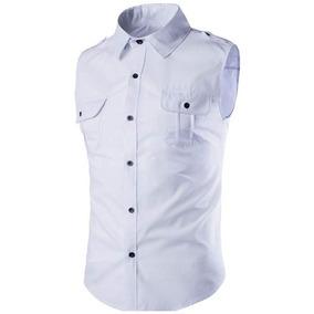 cdf9644d8764b Camisa Estilo Militar Masculina - Camisa Masculino no Mercado Livre ...