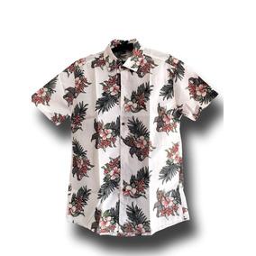 7c5258e91b05c Camisa Floral Masculina Barata - Camisa Masculino no Mercado Livre ...