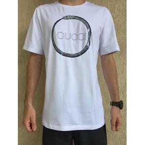 a8185f71f07a9 Camisa Branca Gucci - Calçados
