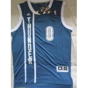 a9c7474e3 Camisa Russell Westbrook Oklahoma City no Mercado Livre Brasil