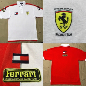 0304fd3679148 Camisas Ferrari 2 Tommy Hilfiger F1 Schumacher No En Tiendas