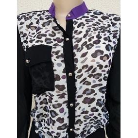 1715c8dc6 Camisa Casual Femininas em Cascavel no Mercado Livre Brasil