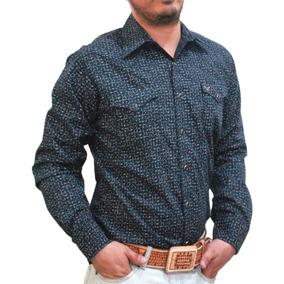 9d79907311 Camisa Vaquera Para Hombre Azul De Manga Larga Rodeo Carte