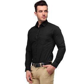 4684914ed3fe6 Camisa Social Via Veneto (oiginal) - Camisas no Mercado Livre Brasil