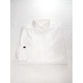 9edc95136dd62 Camisa De Gala O Para Smoking Cuello De Paloma