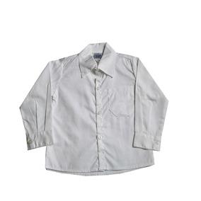 bf69cc96e Camisa Social Infantil Menino Tamanho 8 - Camisa Social Manga Longa ...