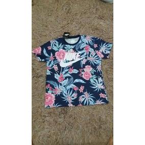 cfd3fba3b0b Camiseta Adidas Com Flores no Mercado Livre Brasil