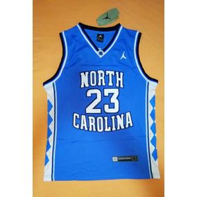 9857a27fd Camisa Jordan Carolina Norte - Camisas no Mercado Livre Brasil