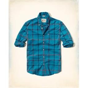 3766151a711e5 Camisa Xadrez Hollister Tamanho P ( Brasilia Df) - Calçados