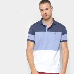 bfabab979 Camisa Polo Nautica Listrada - Camisa Masculino no Mercado Livre Brasil