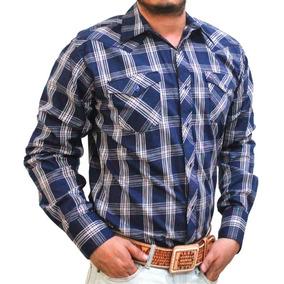 a36de333b6 Camisa Vaquera Rodeo Carte - Camisas Manga Larga de Hombre Azul ...