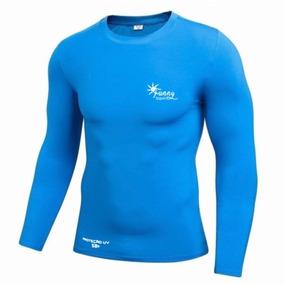 6f92ba0deb07e Camisa De Poliamida Para Surf no Mercado Livre Brasil