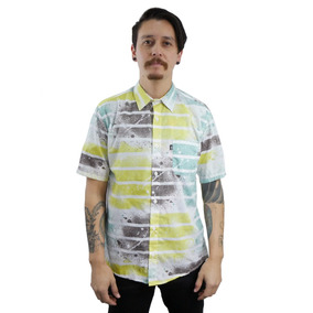 e0242a969d4a7 Camisa Antifashion Stencil Skate Antif014 Core Ecko Herschel