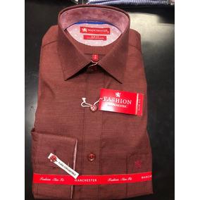 df8f1ae5c872e Camisa Manchester Slim Fit en Mercado Libre México