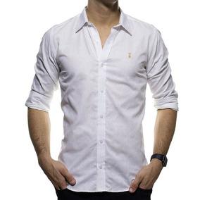 4ab8244c1b8e7 Camisas Sergio K Replicas - Camisa Social Masculino no Mercado Livre ...
