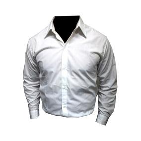 728e15f6f853e Camisa Blanca Escolar Manga Larga - Ropa y Accesorios en Mercado ...