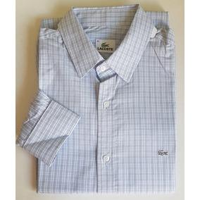 6d5ea14671822 Camisa Infantil Lacoste - Camisas no Mercado Livre Brasil
