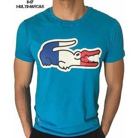 9675f1060e9ac Lacoste Jacare Nova - Camisas no Mercado Livre Brasil