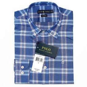 ec482936828da Camisa Polo Ralph Lauren Custom Fit Mesh Polo - Camisa Masculino no ...
