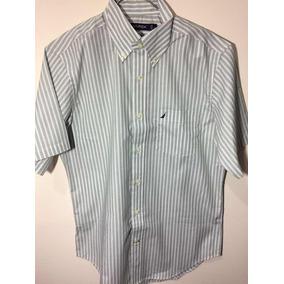 dda9969fc Camisa Social Nautica - Camisa Social Masculinas no Mercado Livre Brasil