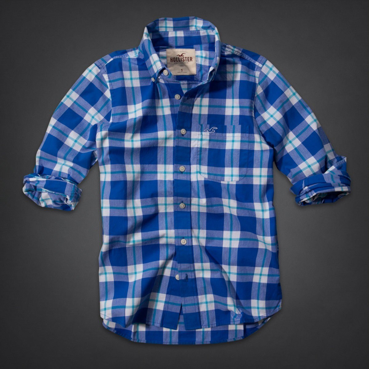 Abercrombie Camisas Hombre