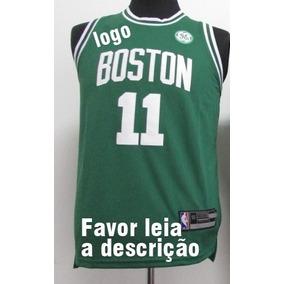 4d8642dda Camisa Boston Celtics Jersey - Basquete no Mercado Livre Brasil