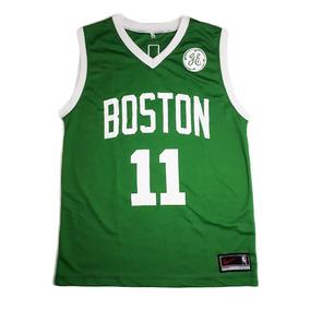 ad8a2a55c Uniforme Boston Celtics - Camisas de Basquete no Mercado Livre Brasil